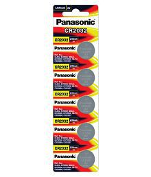 Panasonic CR-2032/5BE 3 V Non Rechargeable Battery 5
