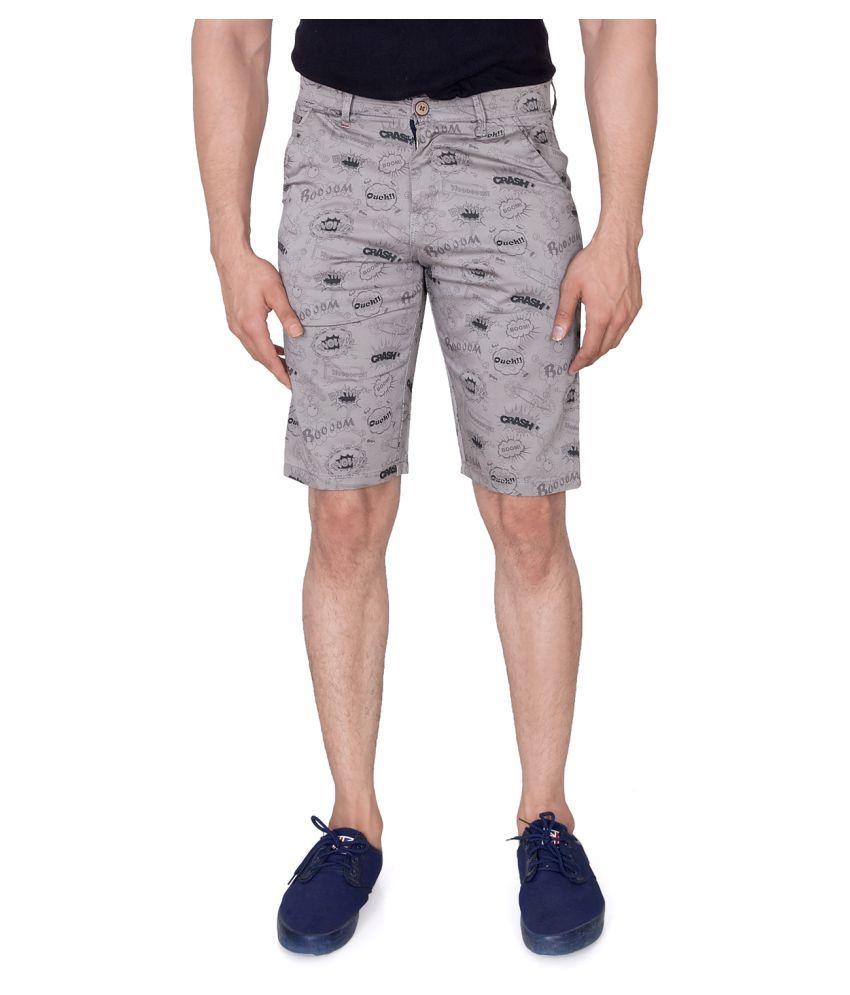 KARA69 Grey Shorts