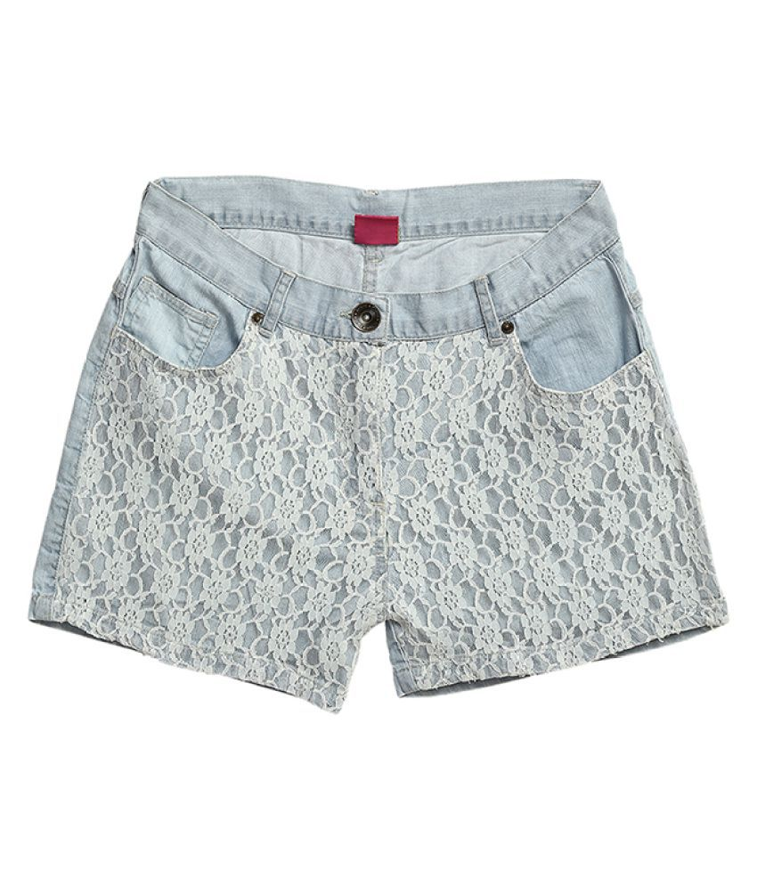 Miss Alibi Girls Shorts