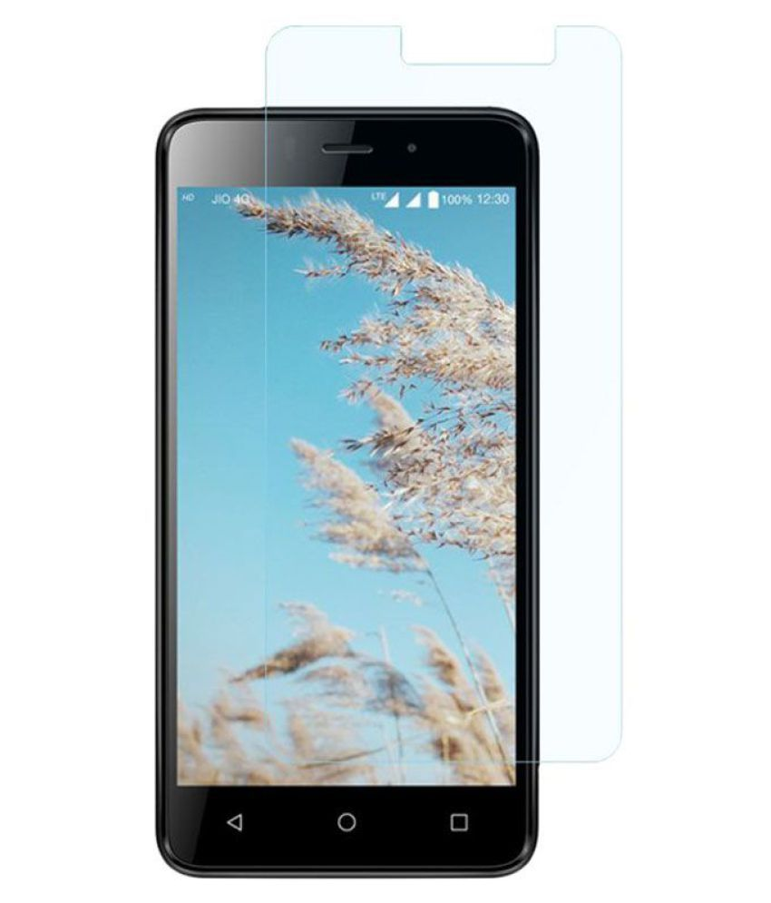 LYF Wind 5 Tempered Glass Screen Guard By Nillkin