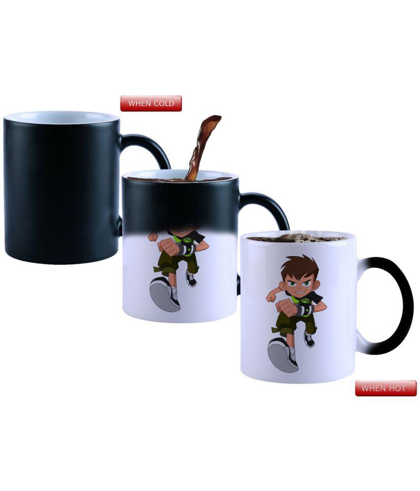 SNOBY Ceramic Coffee Mug 1 Pcs 350 ml