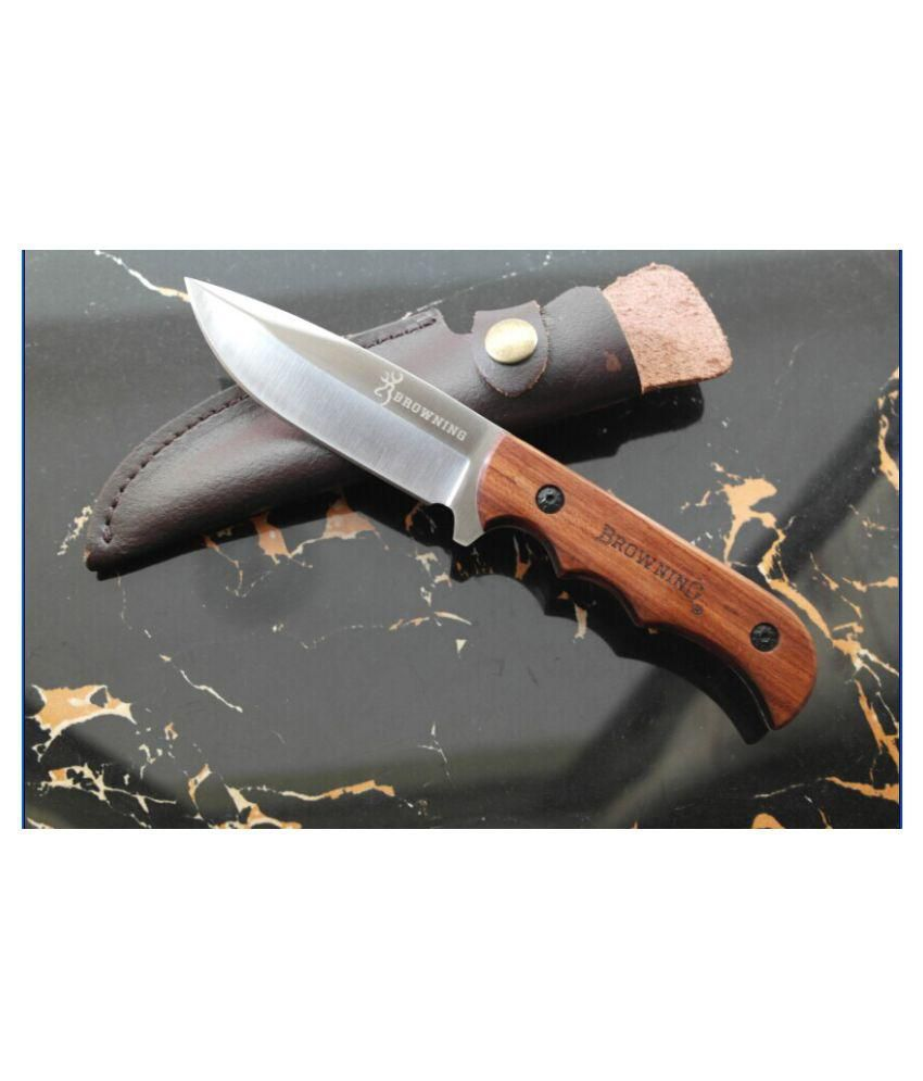 OEM BROWNING Fixed Blade Stainless Steel Survival Knife | 5Cr13Mov Blade