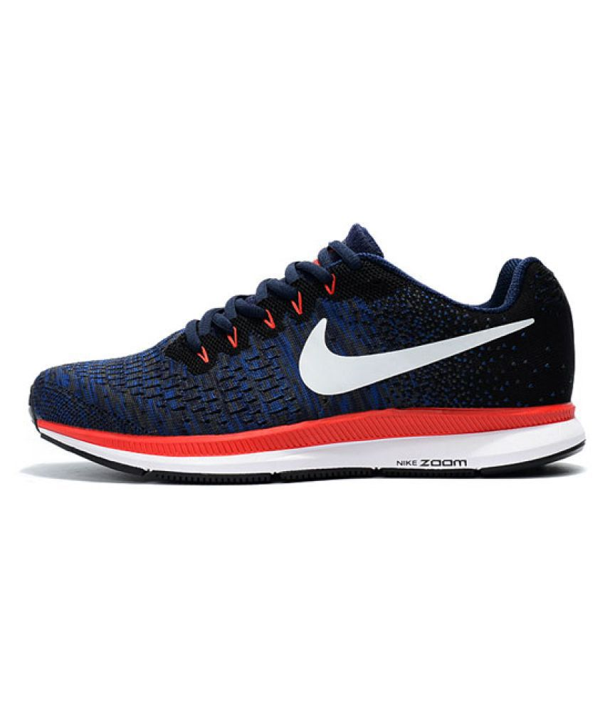 90efbad10251b Nike Pegasus All Out Navy Running Shoes - Buy Nike Pegasus All Out ...