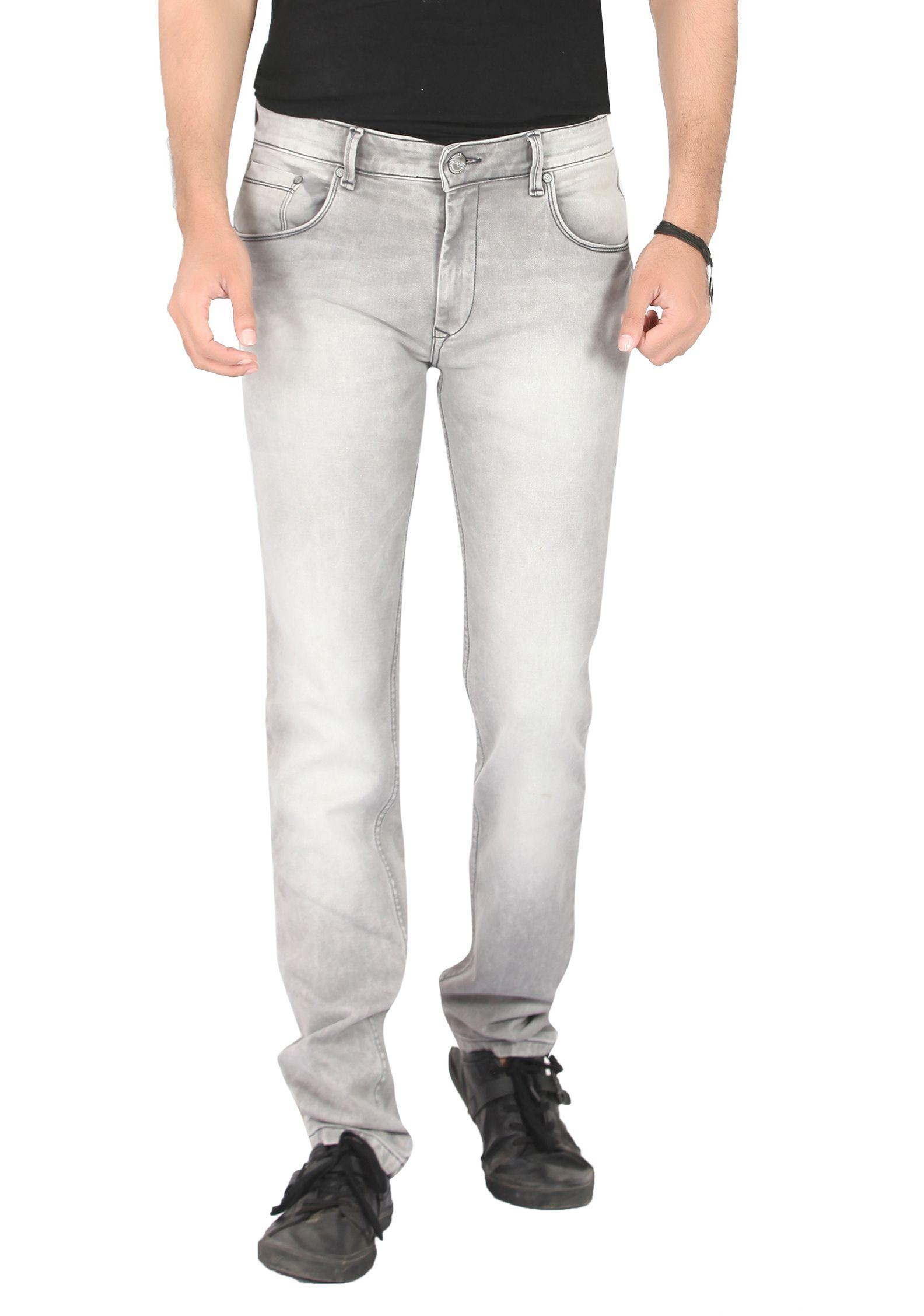 Pecos Bill Grey Slim Jeans