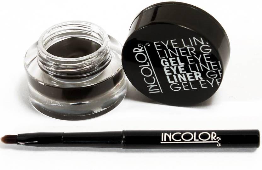 Incolor Gel Eyeliner black 0.200