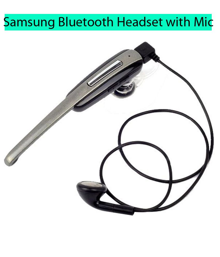 Buy Samsung HM-1000 Wireless Bluetooth Headset Online At Best Price In India