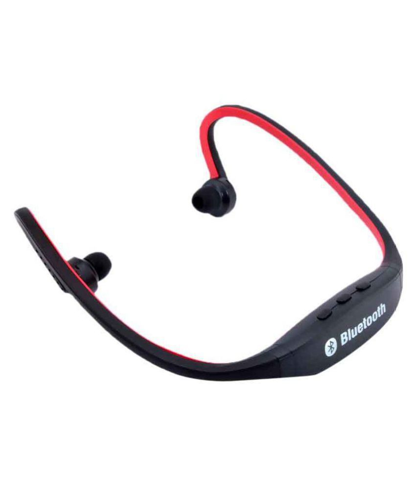 55edf104140 EASYSHOP Xiaomi Mi 1S Bluetooth Headset - Red - Bluetooth Headsets Online  at Low Prices   Snapdeal India
