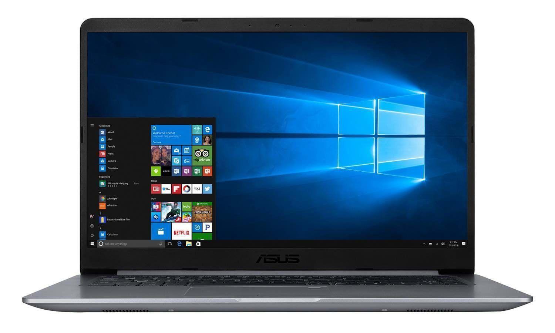 Asus Asus Pro S510UN-BQ218T-S510UN Notebook Core i5 (8th Generation) 8 GB 39.62cm(15.6) Windows 10 Pro 2 GB Grey