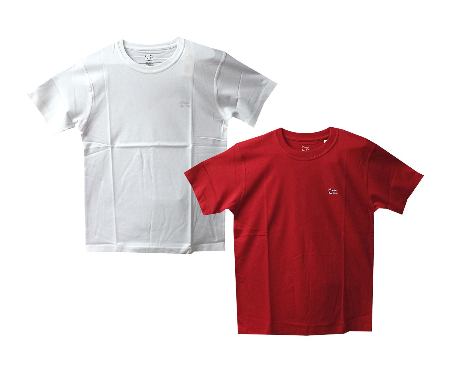 Governer's Drive Multi Round T-Shirt Pack of 2