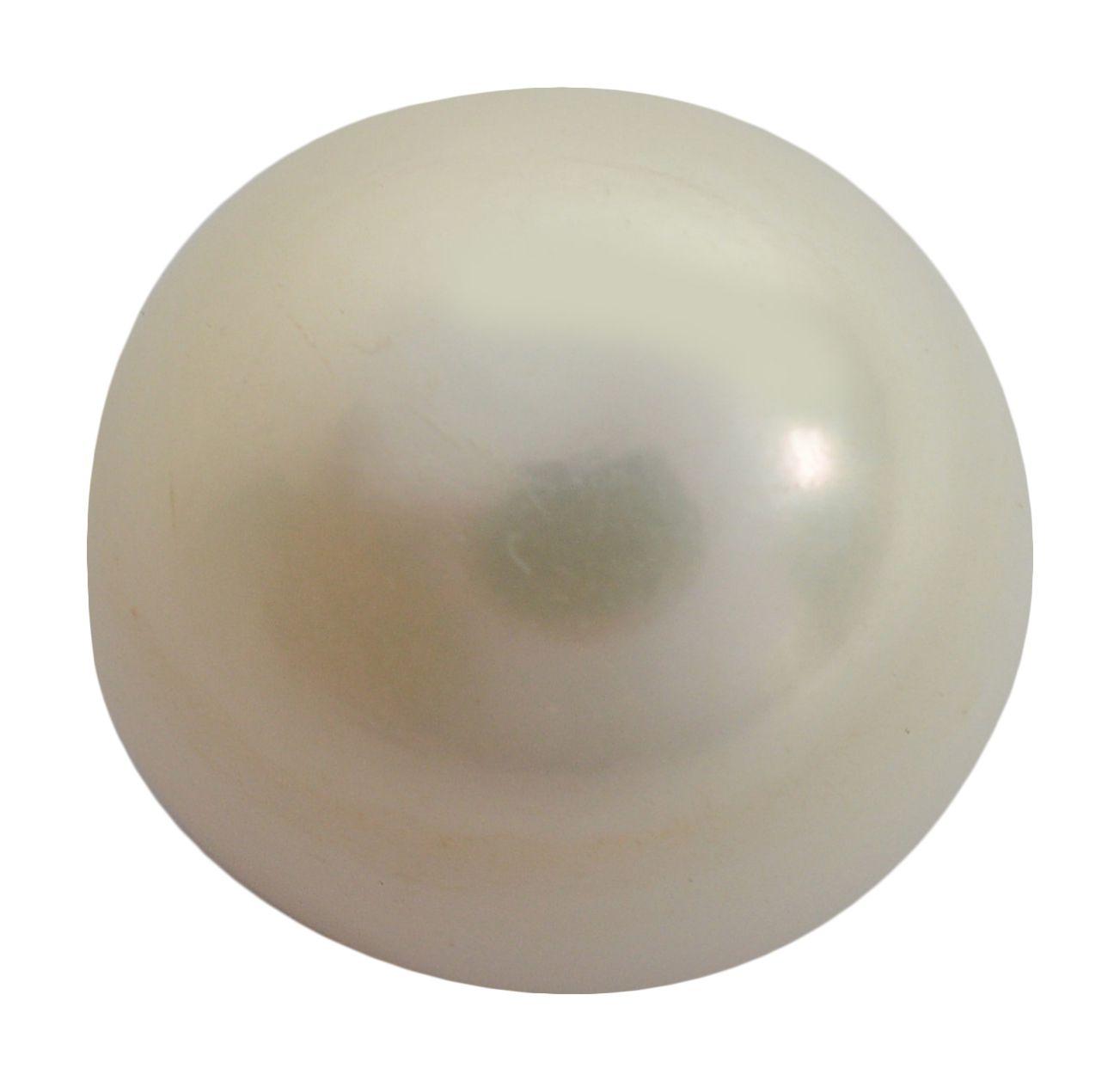 pitliya jewellers 5 -Ratti Self certified White Pearl Semi-precious Gemstone
