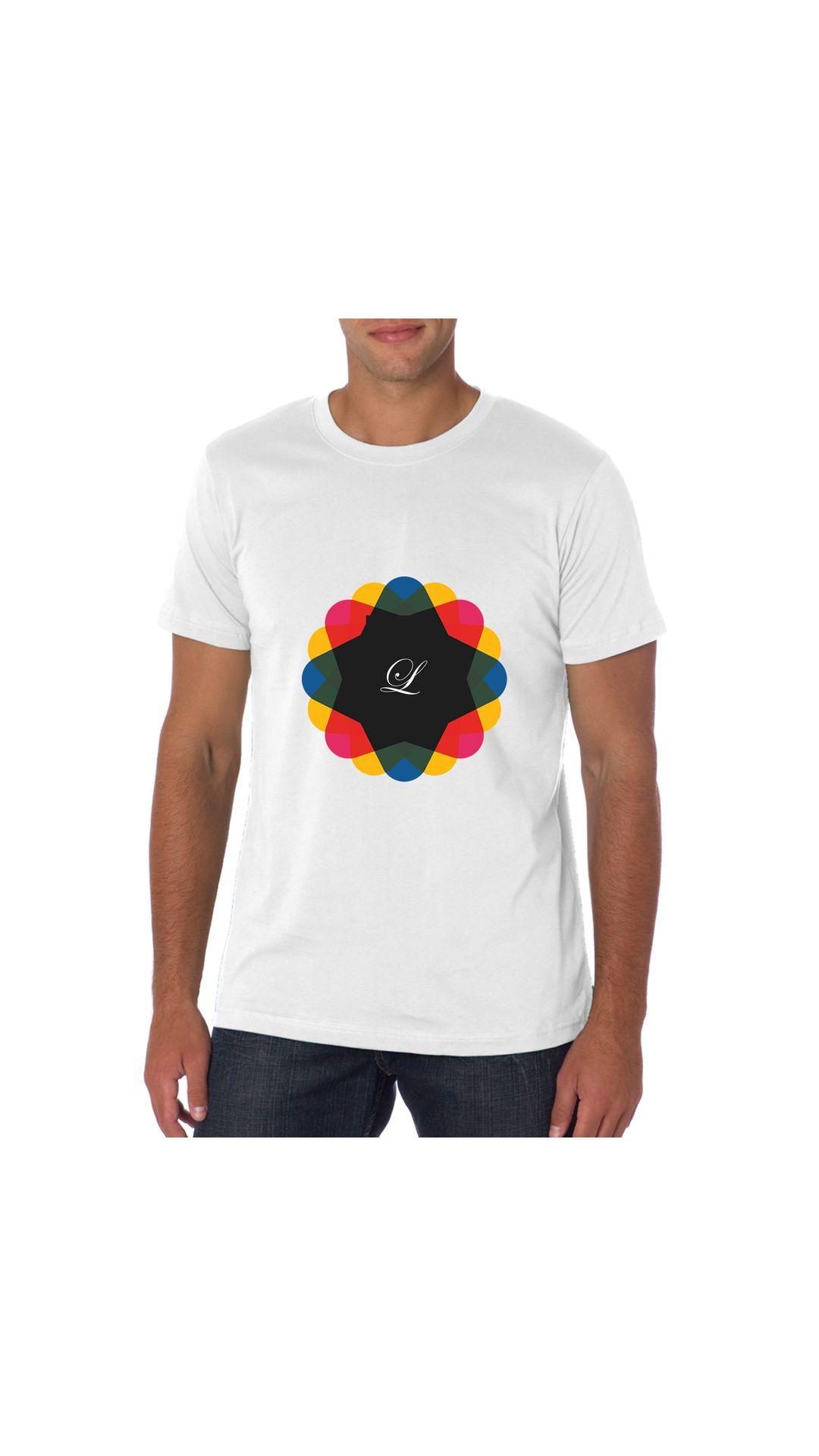 BD Fashion Multi Round T-Shirt Pack of 1