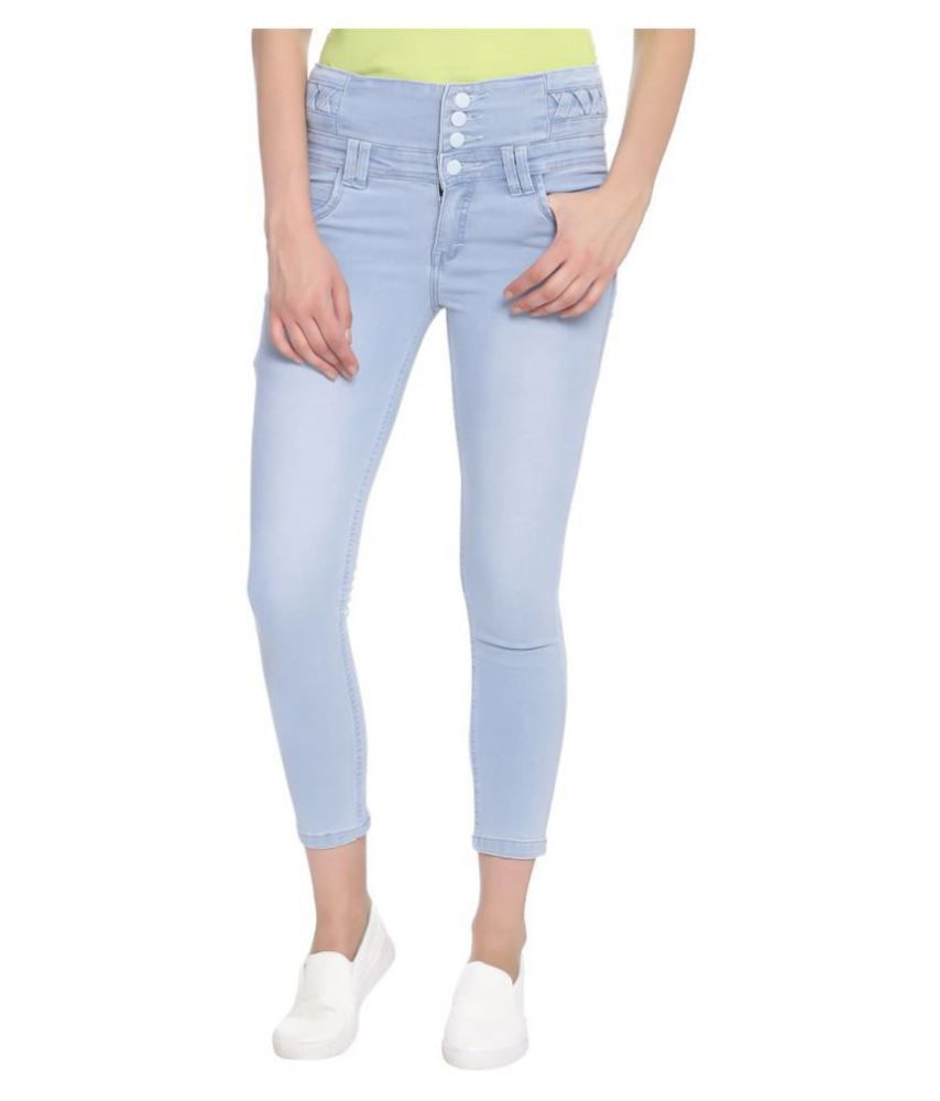 Girls Denim Jeans - Buy Girls Denim Jeans Online at Low Price - Snapdeal