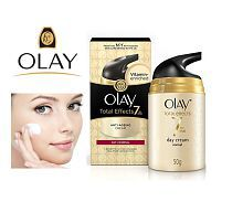 Royal Combo Olay Total Effect 7 in 1 Day Cream Normal SPF 15 Face 50 gm