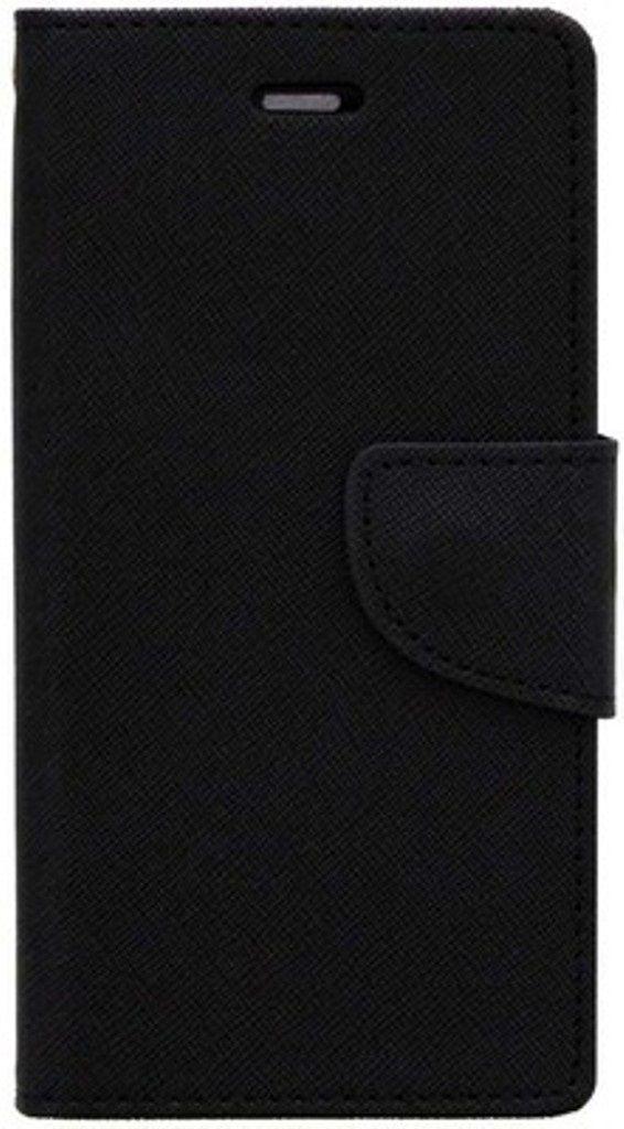 Xiaomi Redmi 1s Flip Cover by Kosher Traders - Black