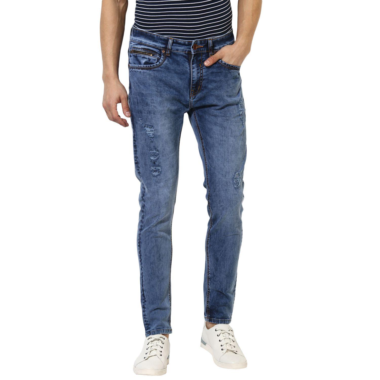 REALM Blue Skinny Jeans