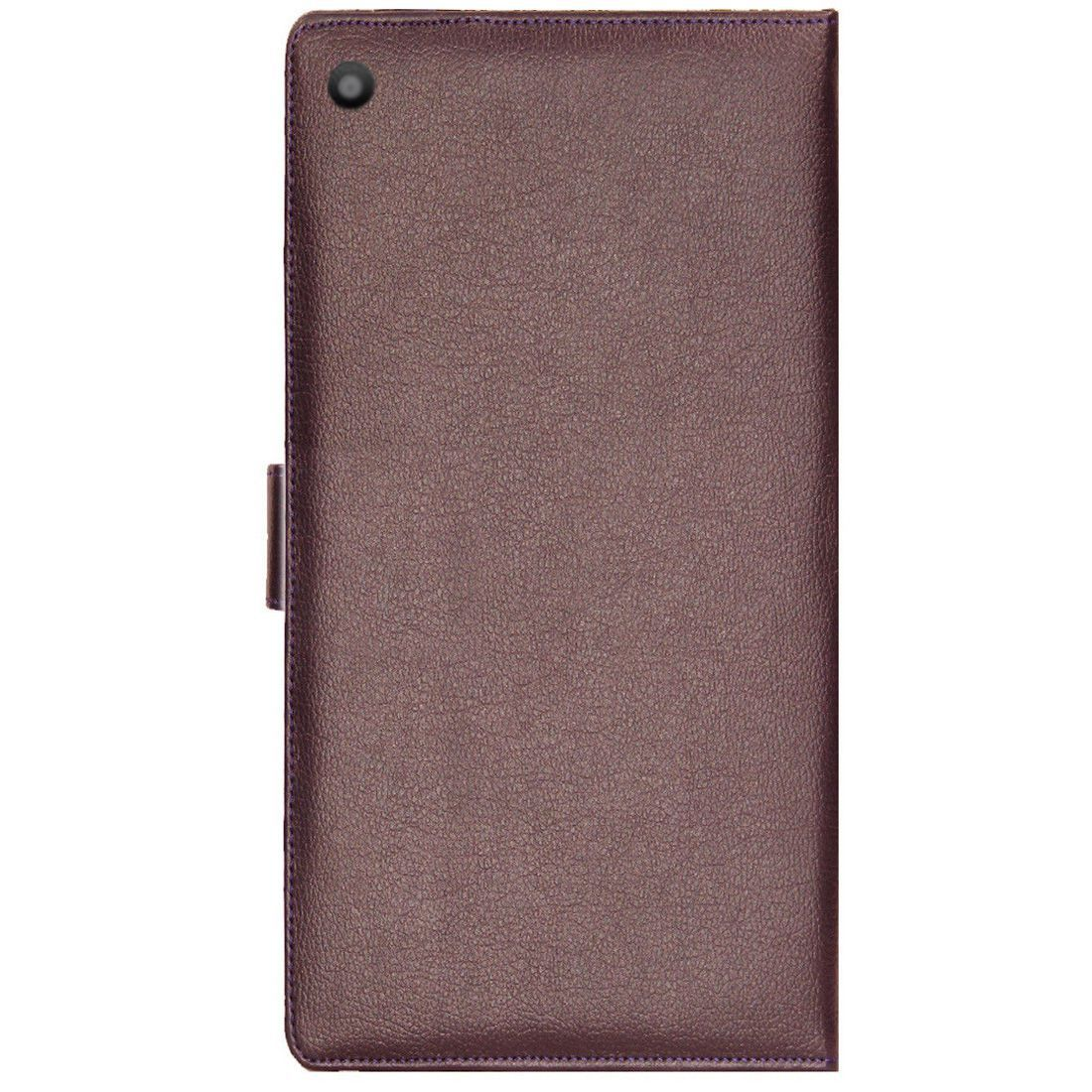 uk availability 3ff68 0cd5f Alcatel A3 10 Flip Cover By Gizmofreaks Brown