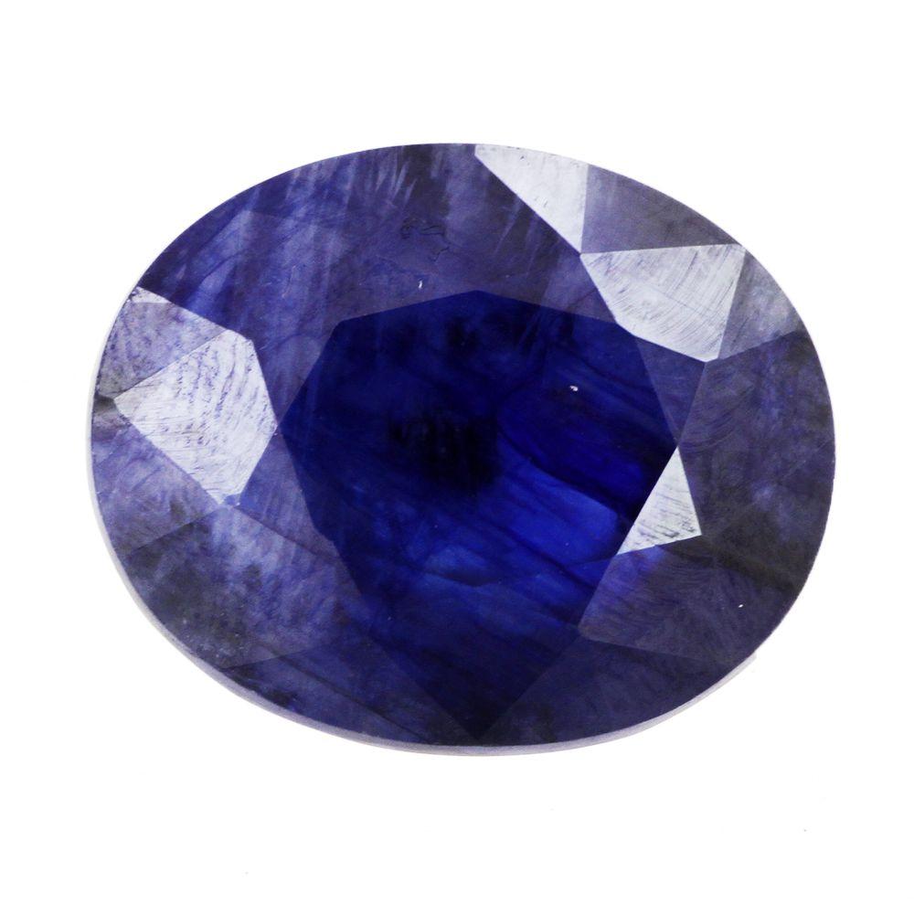 Gems Jewels Online 5 28 -Ratti IGL&I Blue Blue Sapphire (Neelam) Precious  Gemstone