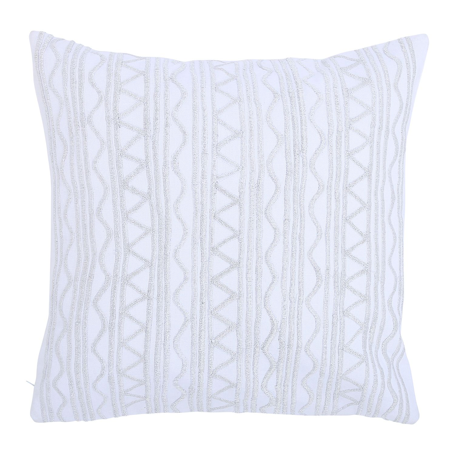 Home And We Set of 2 Cotton Cushion Covers 45X45 cm (18X18)