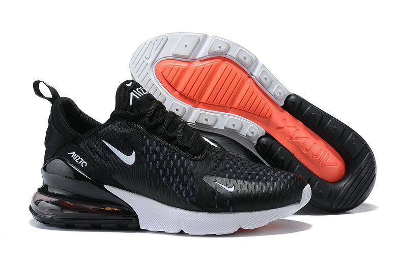 9f4bcbf0baf27 Nike Air Max 270 Black Running Shoes - Buy Nike Air Max 270 Black Running  Shoes Online at Best Prices in India on Snapdeal