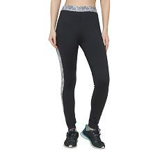aarmy fit Polyester Blend Tights - Grey