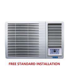 Blue Star 1.5 Ton 2 Star 2W18GA Window Air Conditioner White (2018 BEE Rating ) Free Standard installation