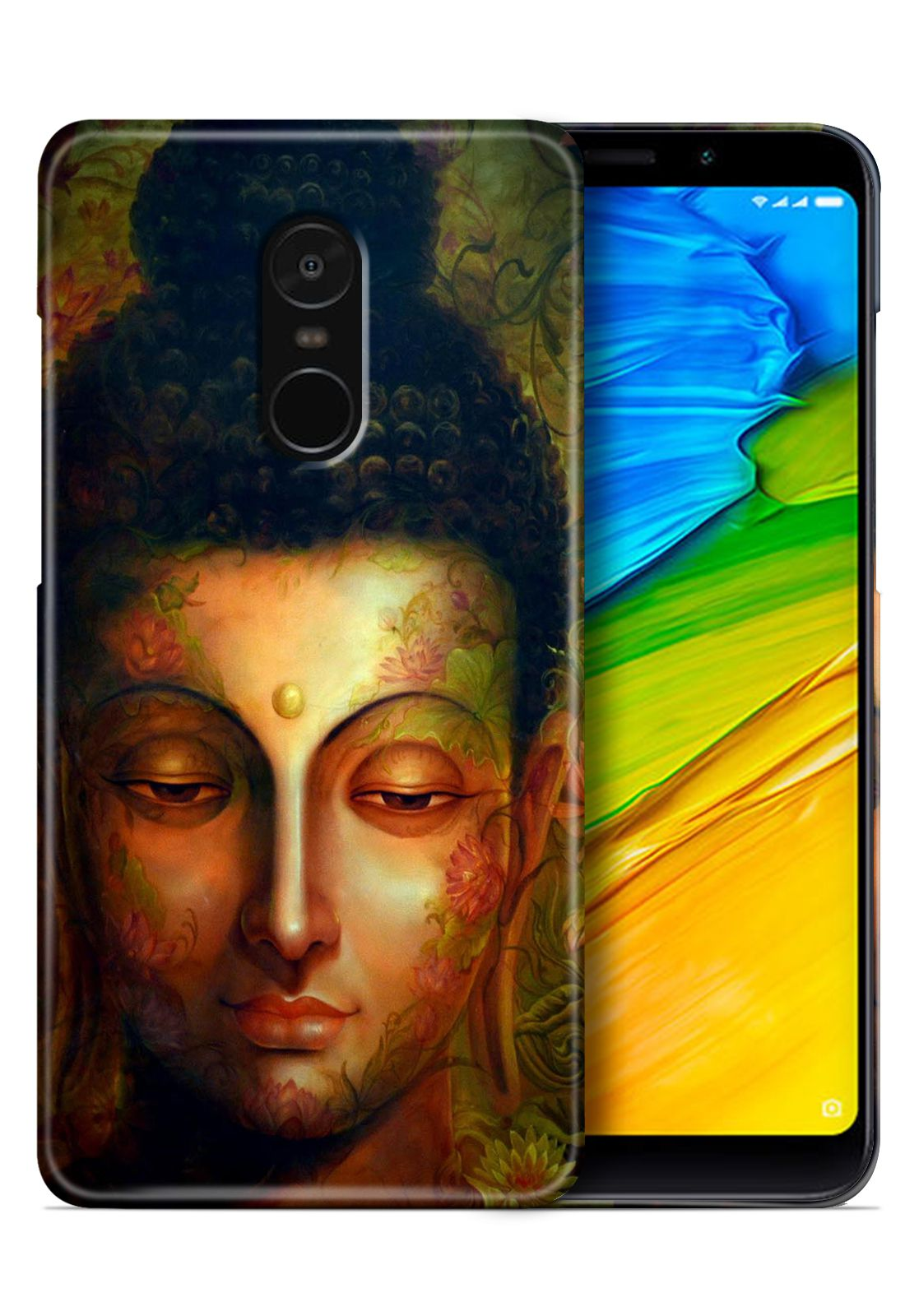 Xiaomi Redmi Note 5 Printed Cover By Knotyy