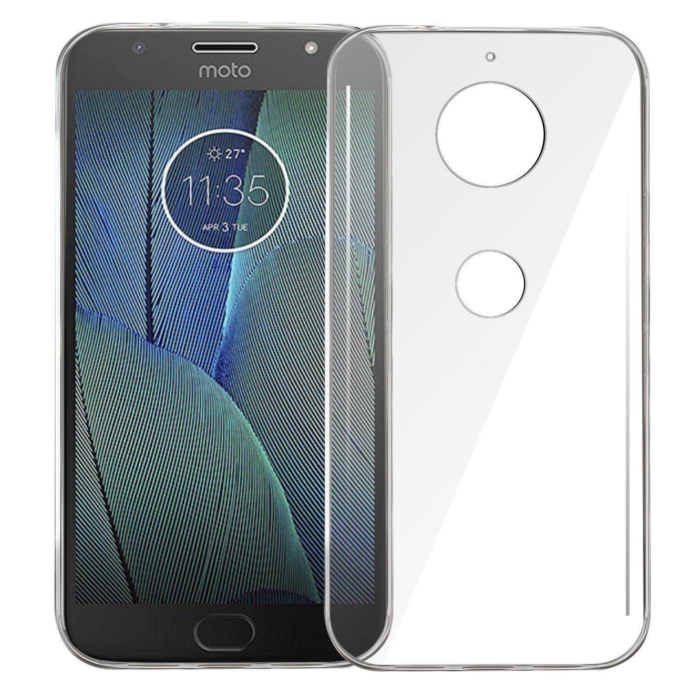 Motorola Moto G5 Soft Silicon Cases SPARXON - Transparent