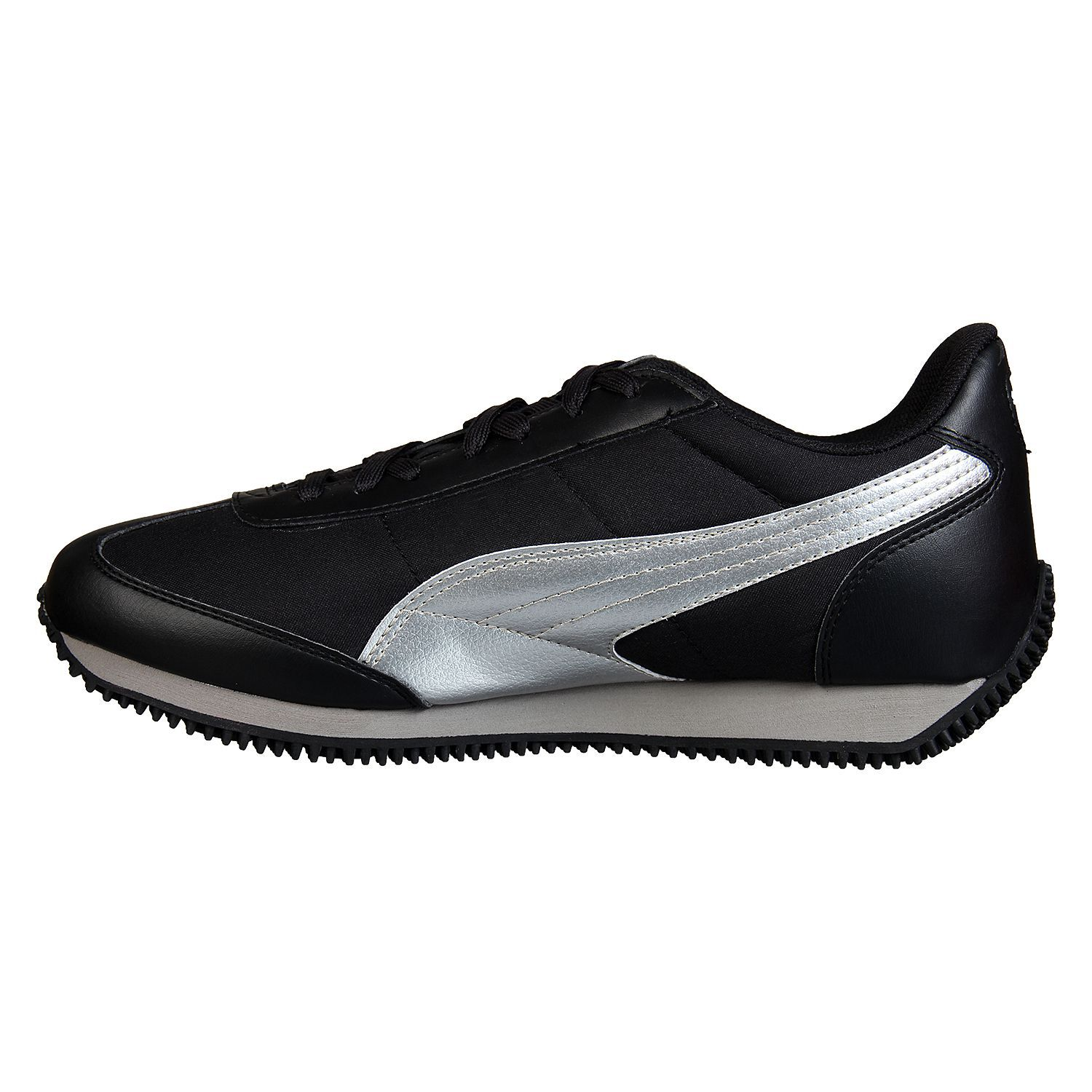 dd0e6a578da4fc Puma Speeder Tetron II Ind. Black Running Shoes - Buy Puma Speeder ...