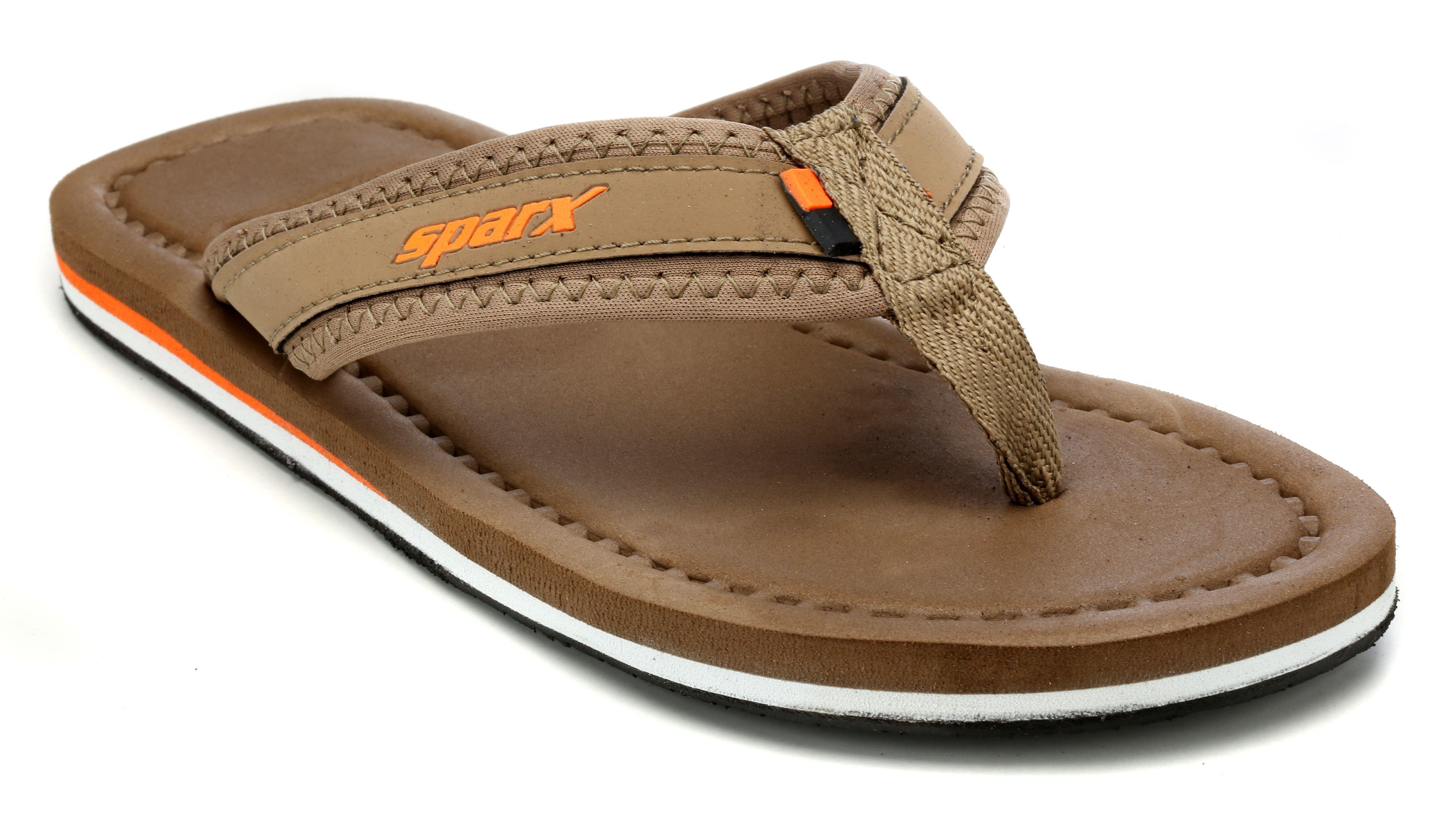 a112aa0d5 Sparx Men SFG-48 Camel Thong Flip Flop Price in India- Buy Sparx Men SFG-48  Camel Thong Flip Flop Online at Snapdeal