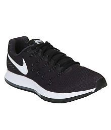 Quick View. Nike Zoom Pegasus 33 Black Running Shoes