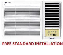 Voltas 1 Ton 3 Star 123 LZF Window Air Conditioner ( 2018 Model) Free Standard Installation