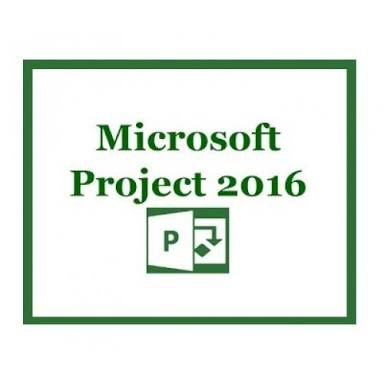 Microsoft project 2016 32/64 Bit ( Activation Card )