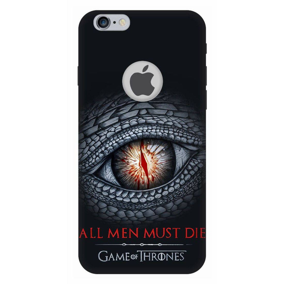 Apple iPhone 6S Plus Printed Cover By wooo