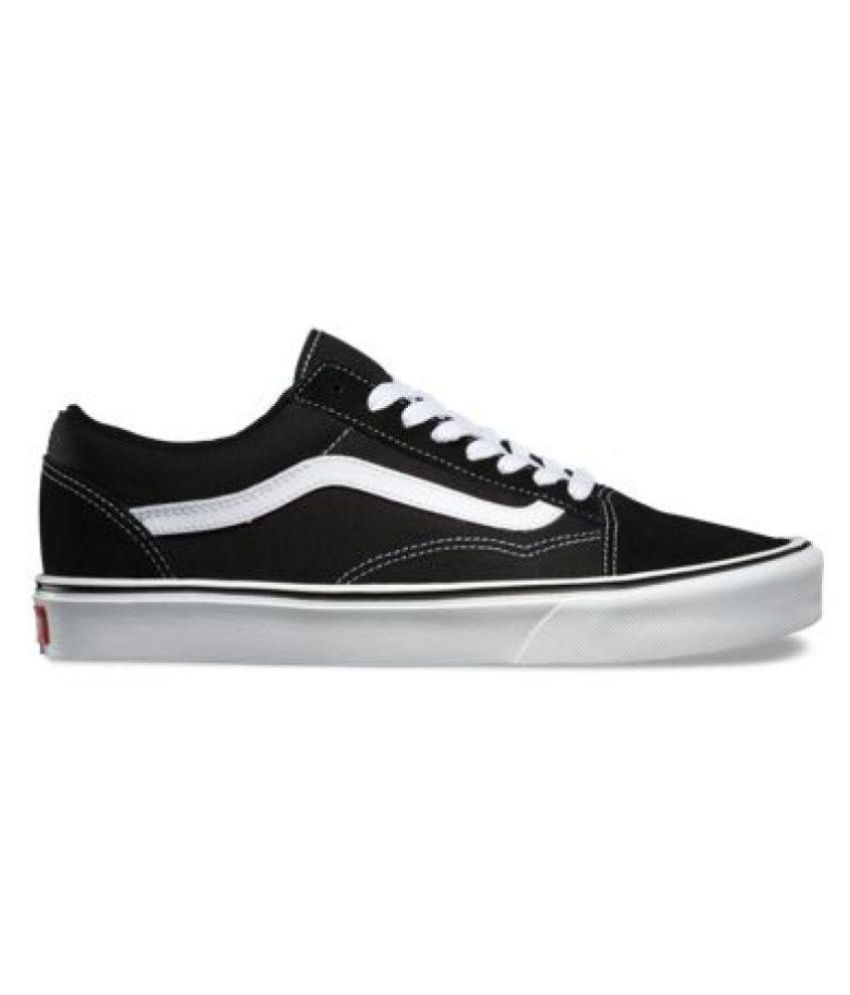 d3b92d3e37 VANS Old Skool Sneakers Black Casual Shoes - Buy VANS Old Skool Sneakers  Black Casual Shoes Online at Best Prices in India on Snapdeal