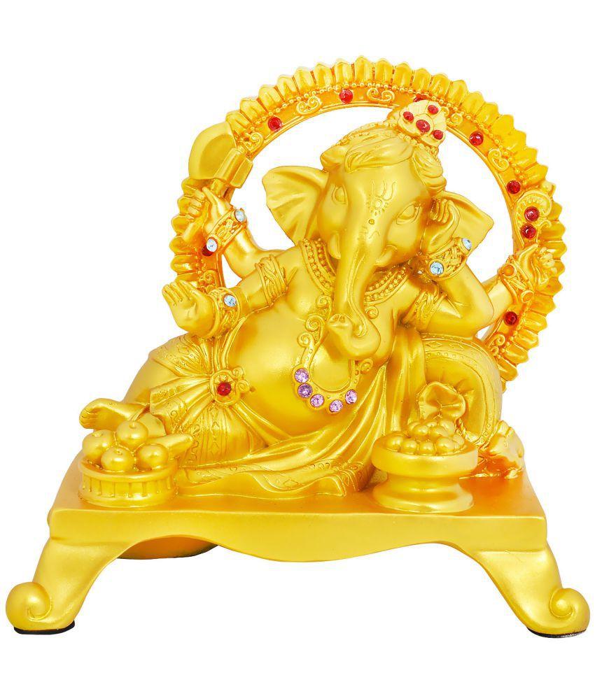 KS Trading Ganesha Resin Idol