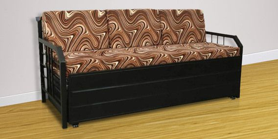 aa163286dd1 Queen Size Metal Sofa Cum Bed by Royal Interiors - Buy Queen Size ...