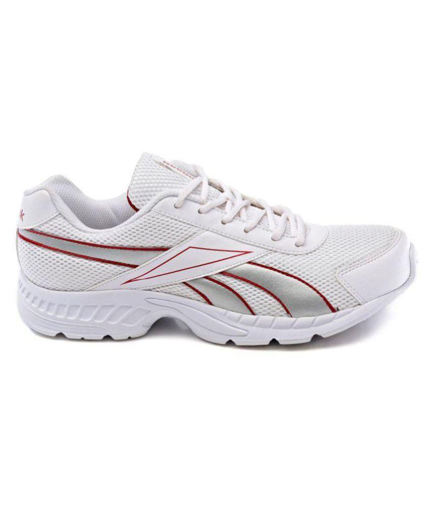 eac4b5af7f0614 Reebok Acciomax Trainer White Running Shoes Reebok Acciomax Trainer White  Running Shoes ...