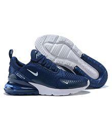 Nike 2018 Airmax 270 Midnight Navy Running Shoes