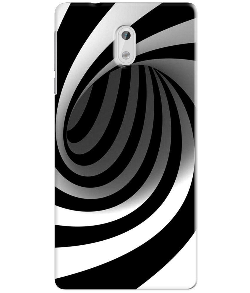 Nokia 3 Printed Cover By HI5OUTLET