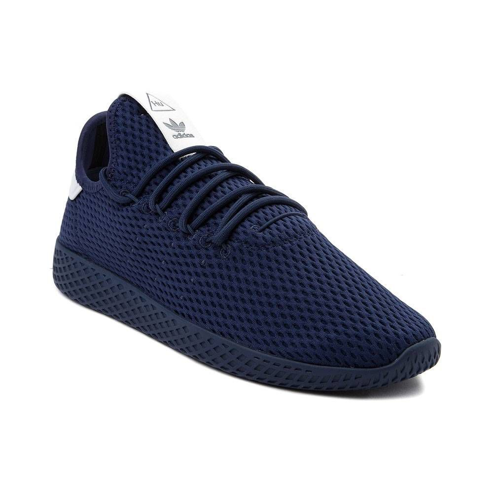 0b372076c75f8e Adidas Pharrell Williams HU Blue Blue Training Shoes - Buy Adidas ...