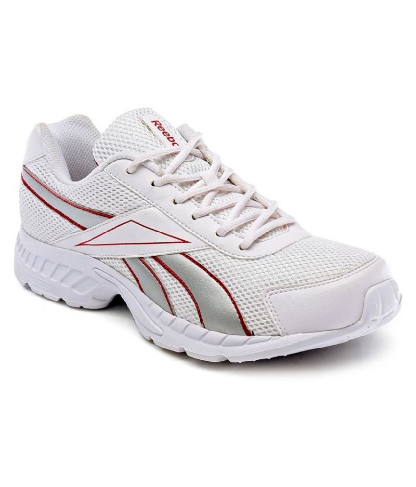 99c5320284e8a Reebok Acciomax Trainer White Running Shoes - Buy Reebok Acciomax Trainer  White Running Shoes Online at Best Prices in India on Snapdeal