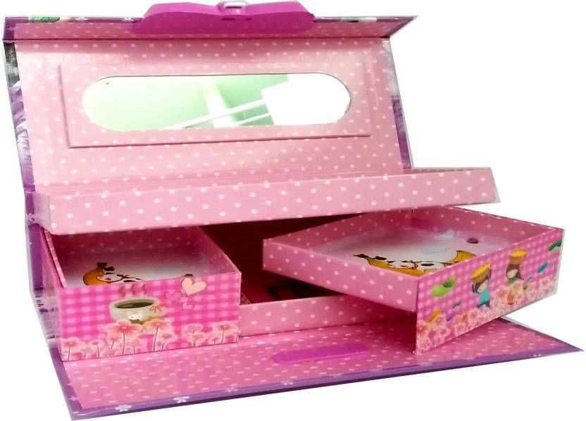 f548b11f20 ... Fairy Frozen Theme Birthday Gift Set for Kids with Jumbo Pencil Box,Unique  Jewelry Box ...