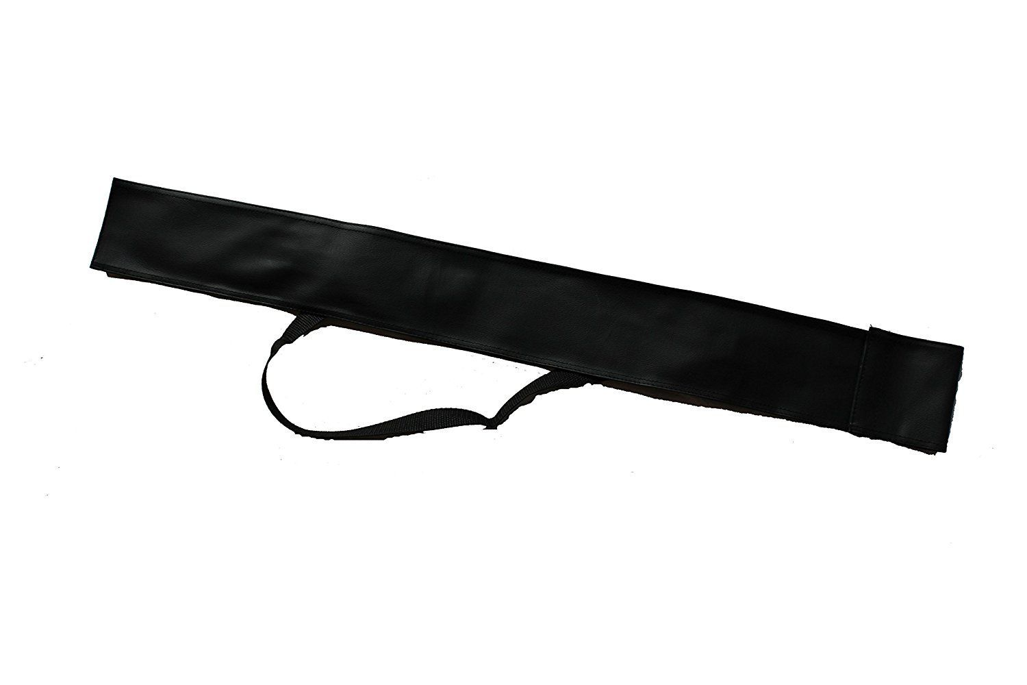 Snooker And Pool Half Cue cover (Black)