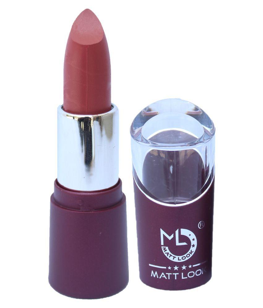 Matt Look Violet Blaze Matte Lipstick Lip Crayon 29 Shade 29 4 gm