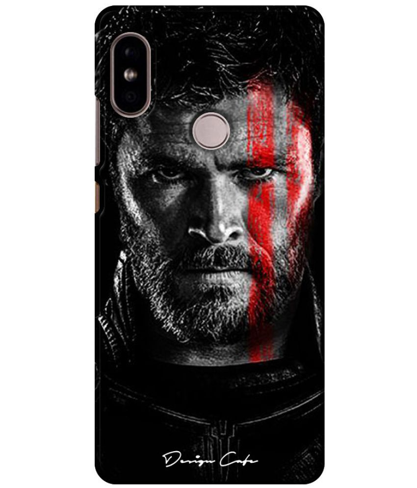 finest selection 4484c 2590b Xiaomi Redmi Note 5 Pro 3D Back Covers By Design Cafe