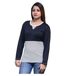 dc54fb33ac Stripes Tops: Buy Stripes Tops Online at Best Prices in India - Snapdeal