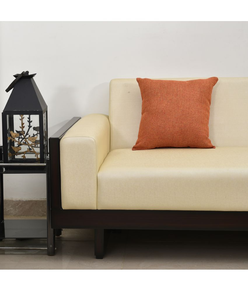 Home And We Set of 5 Polyester Cushion Covers 45X45 cm (18X18)