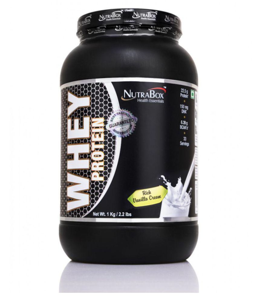 nutrabox whey protein 1 kg