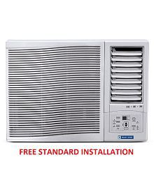 Blue Star 1 Ton 2 Star 2WAE121YDF/2WAE121YCF Window Air Conditioner(2018 BEE Rating) Free Standard Installation