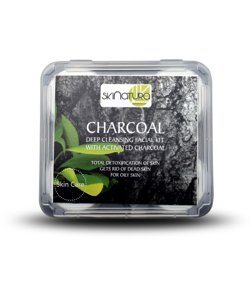 Skinatura Charcoal Facial Kit 310 gm